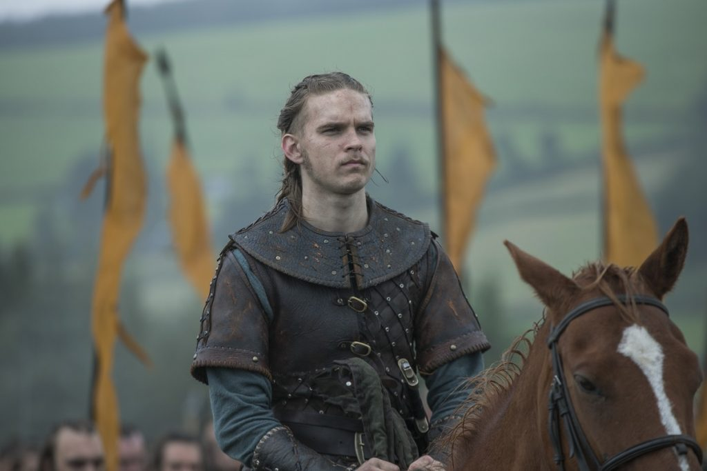 Marco Ilsø in 'Vikings'