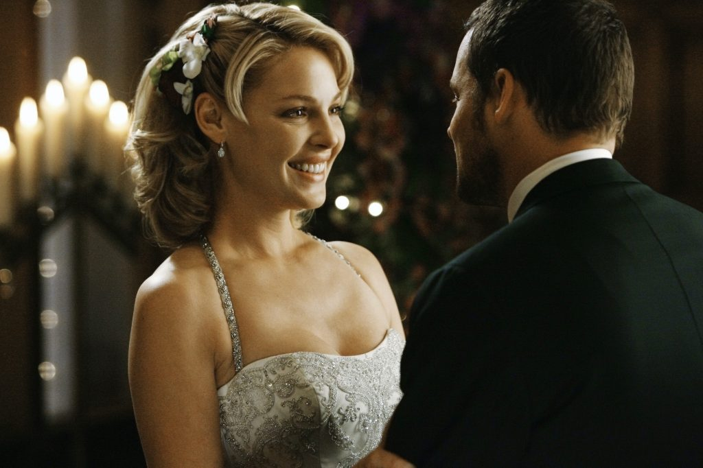 Katherine Heigl on 'Gray's Anatomy'