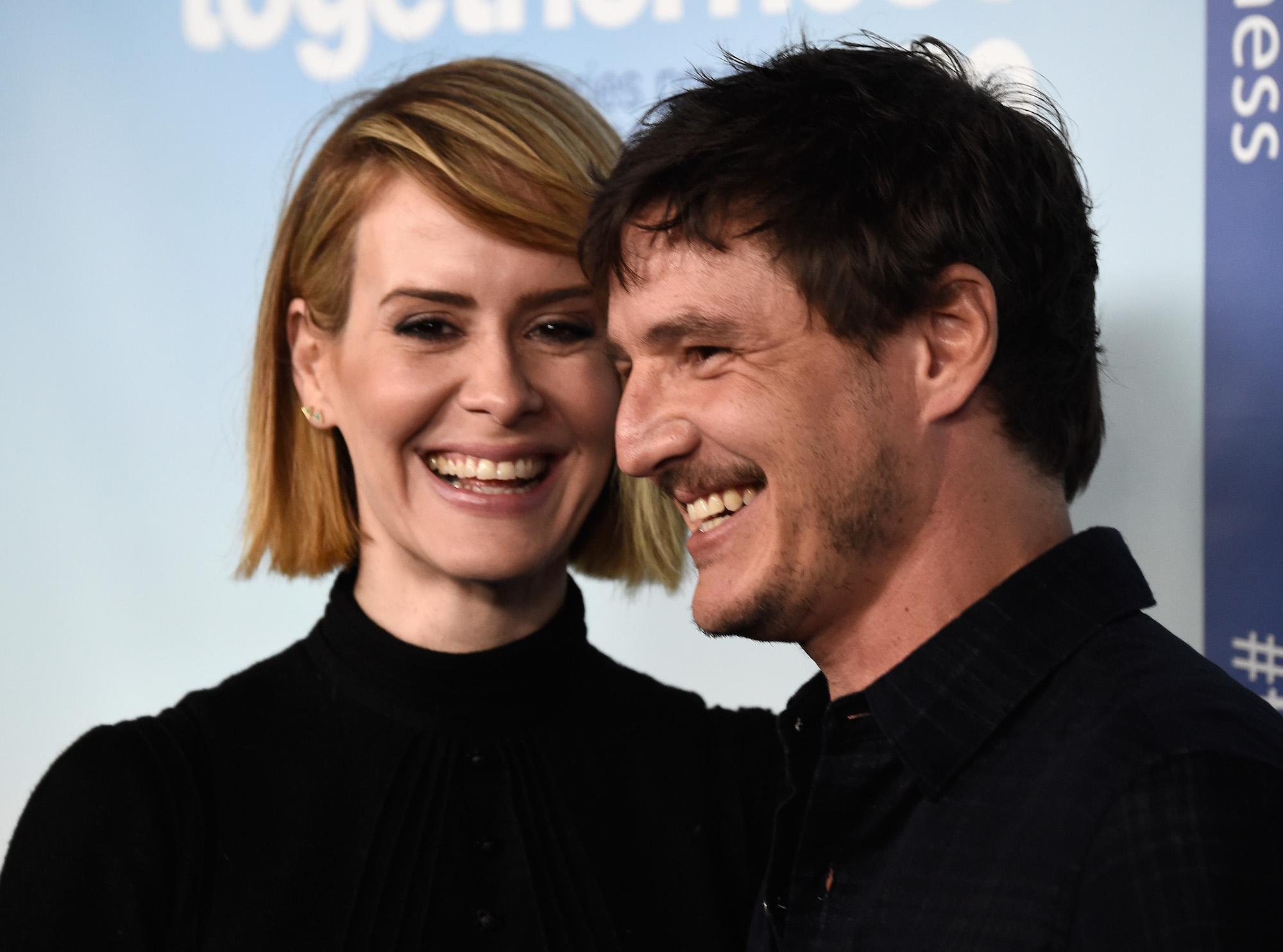 Sarah Paulson and Pedro Pascal will arrive at HBO's Premiere of 'Togetherness' at Avalon on January 6, 2015