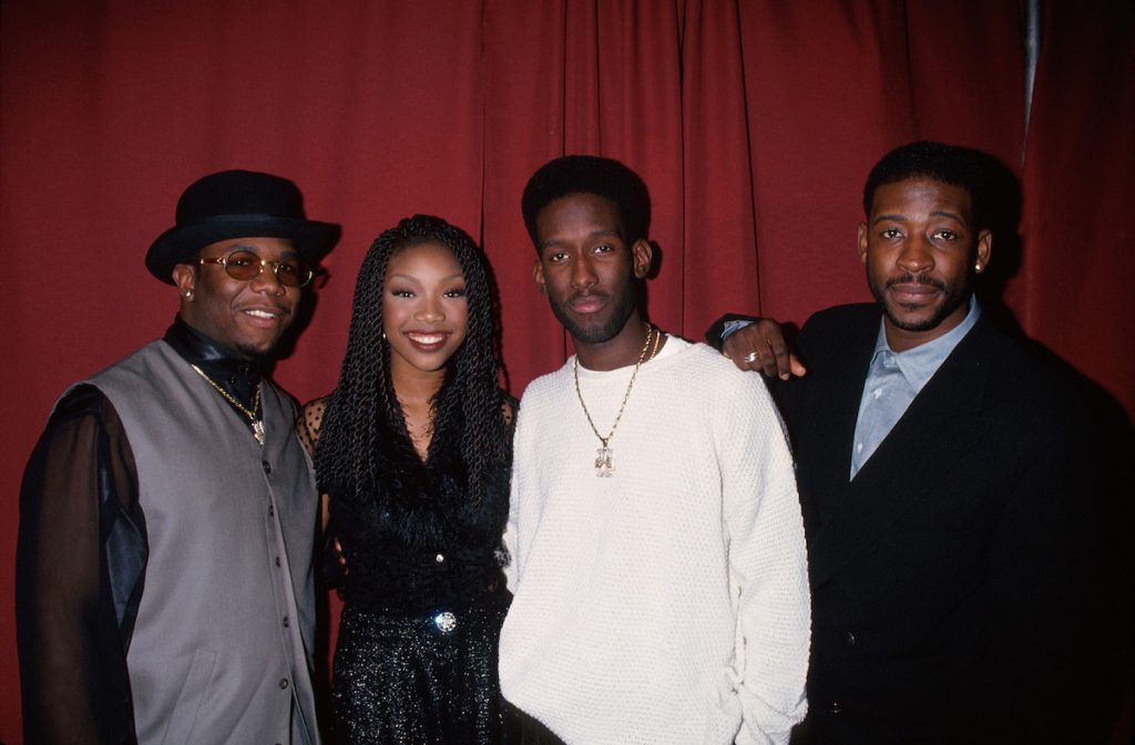 Brandy Men and Boyz II