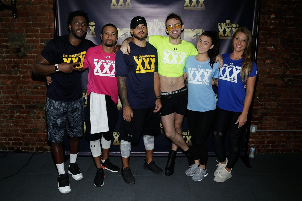 """Derrick Henry, Nelson Thomas, Cory Wharton, Chris """"Ammo"""" Hall, Kailah Casillas and Jenna Compono will attend Challenge XXX: Final Fan Experience"""
