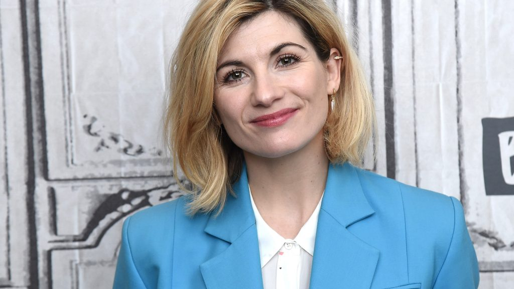 """Jodie Whittaker will be visiting the Build Series to discuss Season 12 of the BBC America series """"Doctor Who"""" at Build Studio on January 06, 2020 in New York City."""