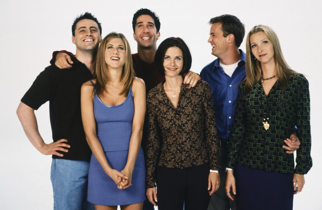 Throwing 'friends'