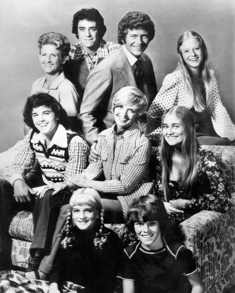 Cast of 'The Brady Bunch'