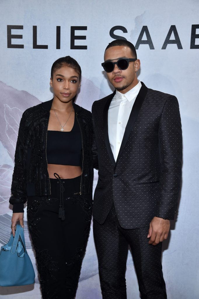 Lori Harvey and Memphis Depay