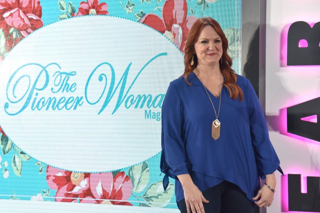 Ree Drummond |  Bryan Bedder / Getty Photos for Hearst