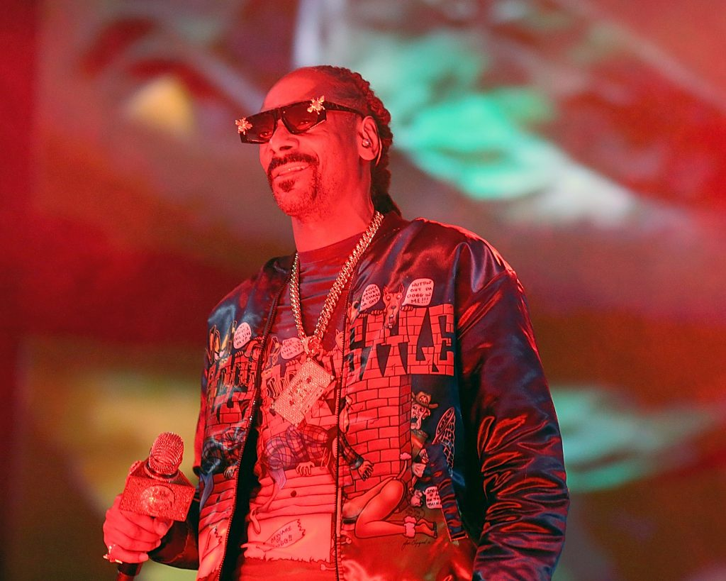 Snoop Dogg |  Gary Miller / Getty Images