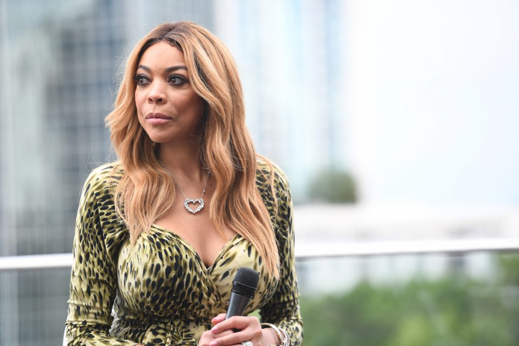 TV Person Wendy Williams