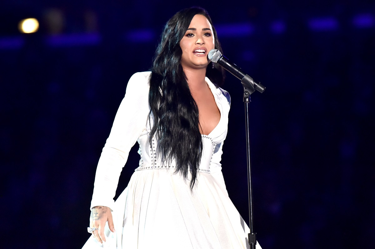 Demi Lovato will take to the stage at the 62nd Annual GRAMMY Awards on January 26, 2020 in Los Angeles, California.