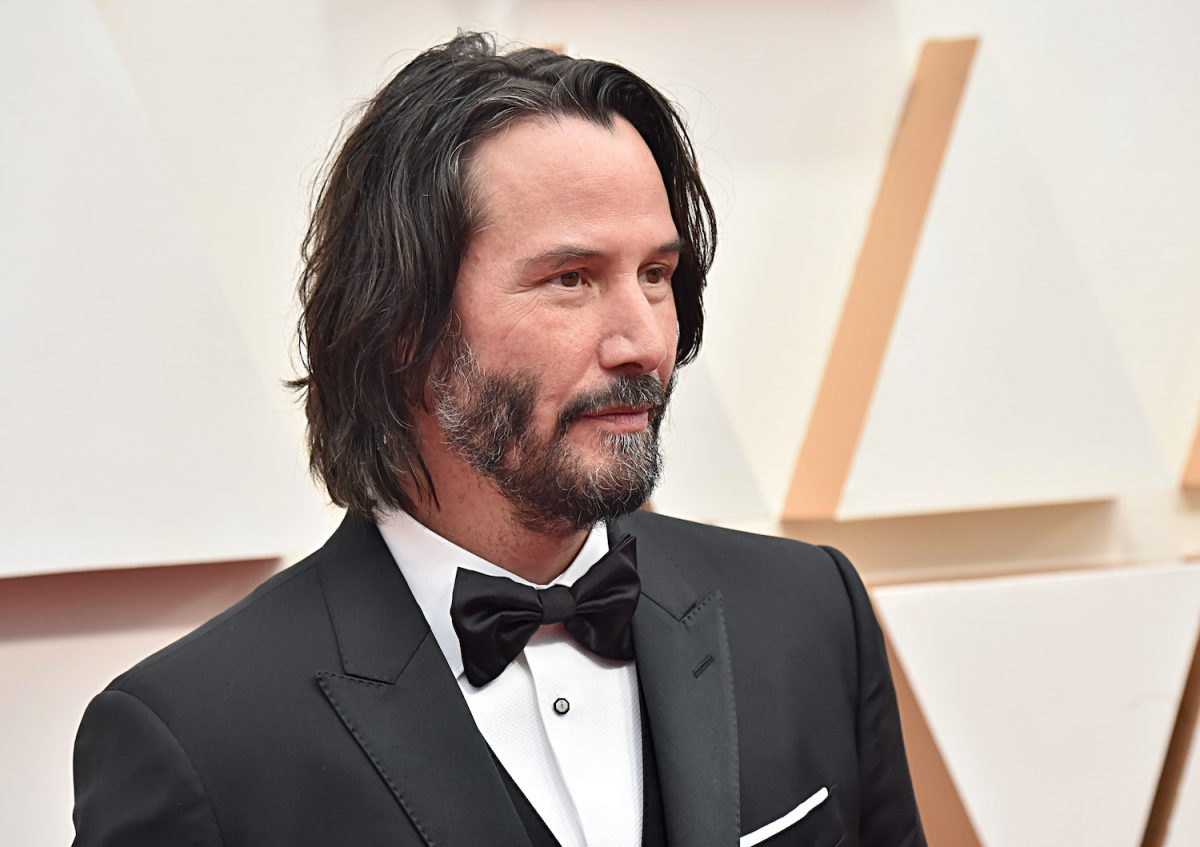 Keanu Reeves will attend the 92nd Annual Academy Awards in 2020