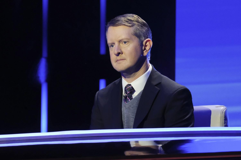 Jeopardy!  star Ken Jennings