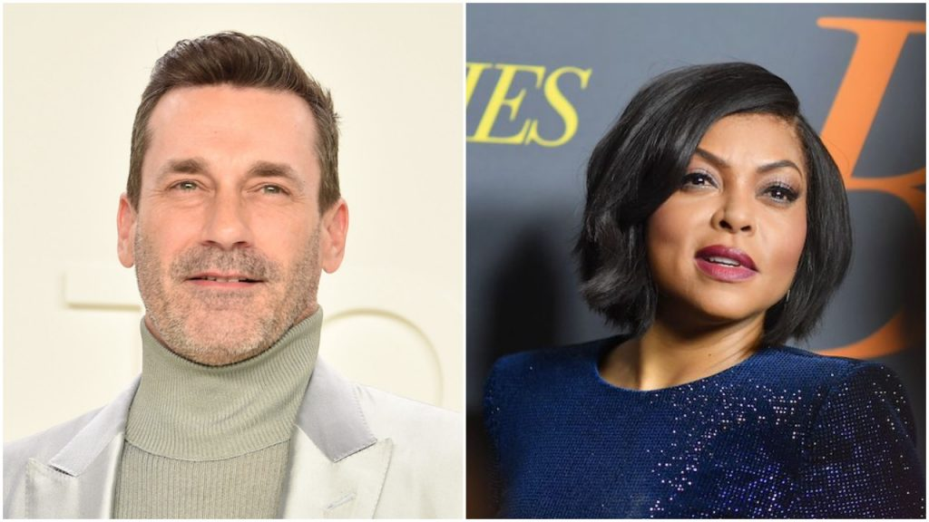 """Jon Hamm will attend the Tom Ford AW / 20 Fashion Show at Milk Studios on February 07, 2020 in Los Angeles, California 