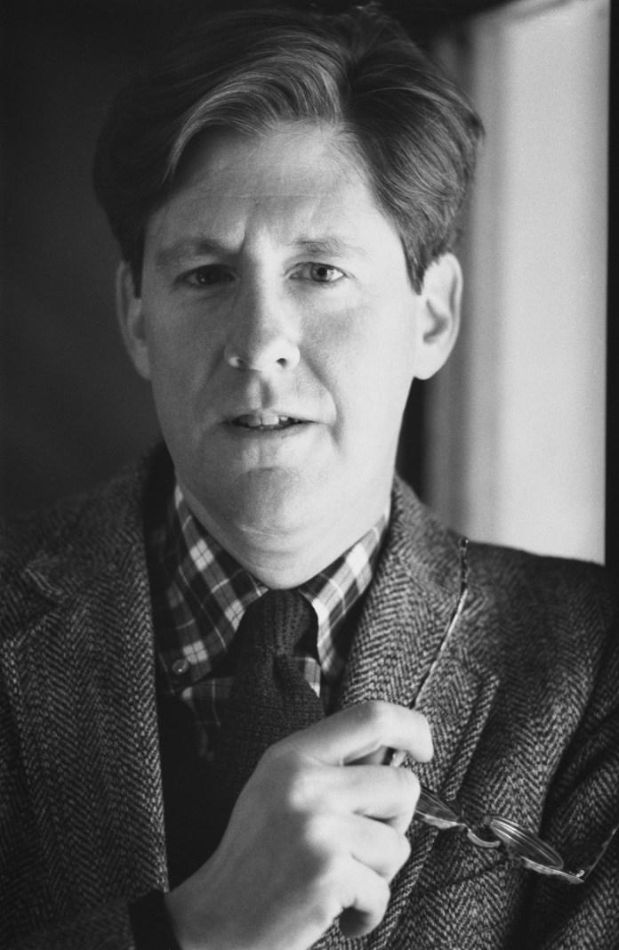 Edward Herrmann in a 1985 headshot