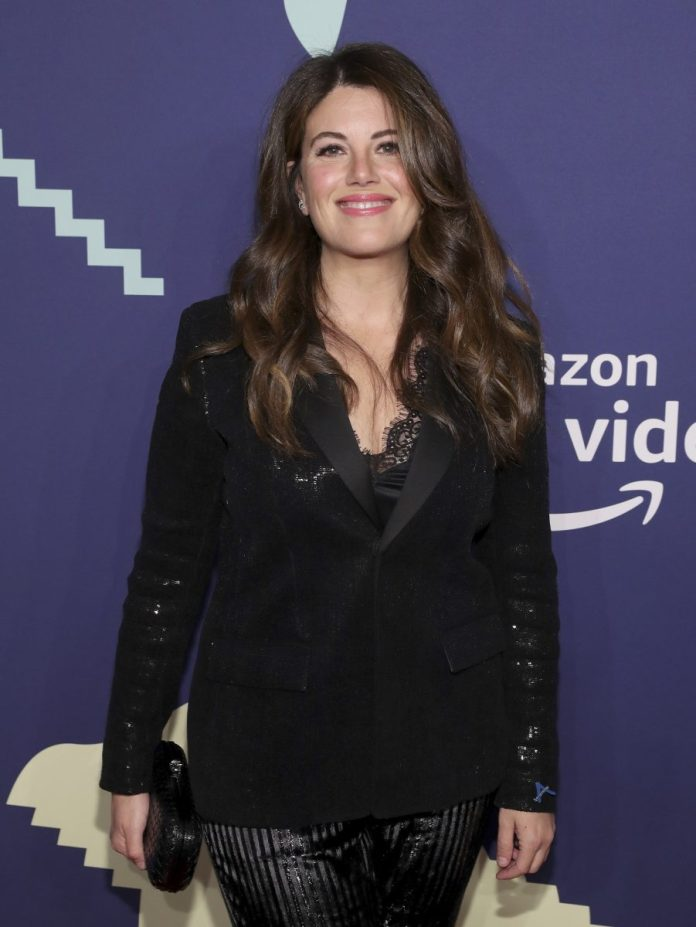 Monica Lewinsky Dressed in Totally Black at the 2019 Webby Awards