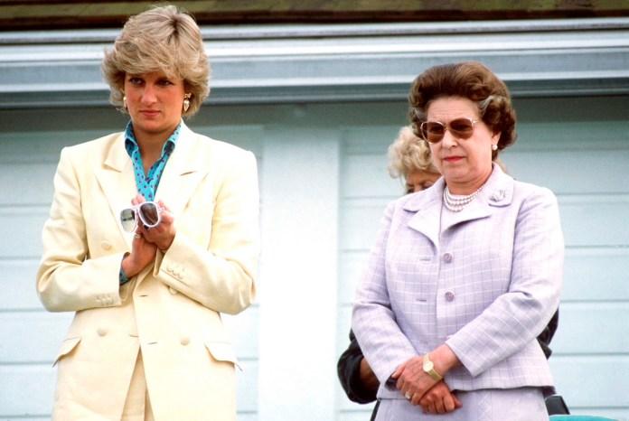 Looking for Princess Diana and Queen Elizabeth II