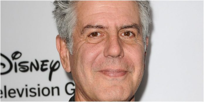 Anthony Bourdain is the subject of a new book.