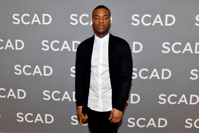 Daniel Ezra attends the 'All American' press junket during SCAD ATVfest 2019 at The SCAD Show on February 08, 2019 in Atlanta, Georgia.
