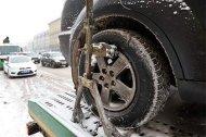 В Иркутске полиция конфисковала машину вместе с пассажиром-ребенком