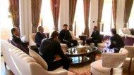 Рамзан Кадыров встретился с чрезвычайными и полномочными послами Королевства Саудовская Аравия и Бахрейна