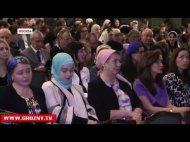 В Москве состоялся премьерный показ спектакля театра им. Ханпаши Нурадилова «Выше гор». (Видео)