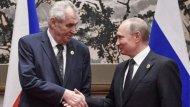 Президент Чехии: Россия может стать членом Европейского Союза