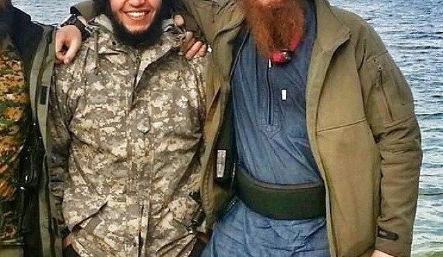 Syria: Umar Shishani In ISIS Offensive Near Turkey