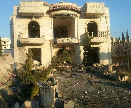 Jaish al-Muhajireen wal-Ansar Confirm Aleppo Base Bombed