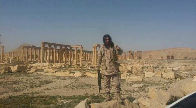 Who Was Abu Aisha Kazakhi, The Kazakh IS Militant Killed In Palmyra?