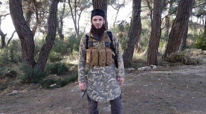 Interview & Letter from Ajnad al-Kavkaz Amir Abdul Hakim Shishani