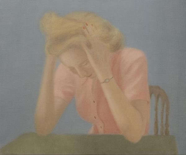 Resultado de imagen de Chechu Álava. Lee Miller con dolor de cabeza