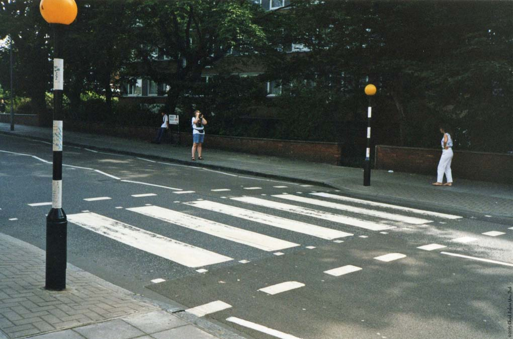Abbey Road - London, England