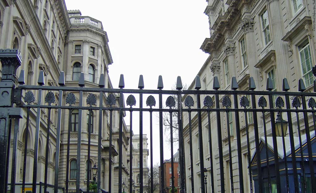 Downing Street - London, England