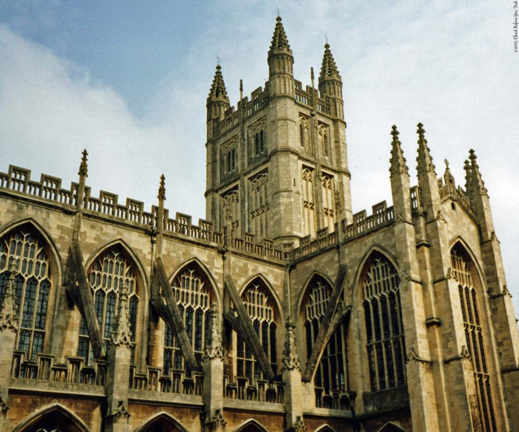 The Abbey Church of Saint Peter and Saint Paul - Bath, England