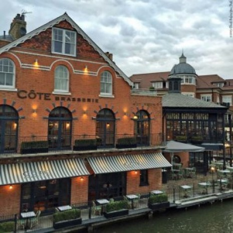 Cote Brasserie - Windsor, England