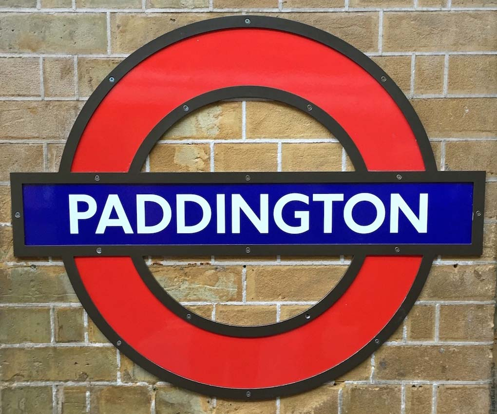 Paddington Underground Station - London, England