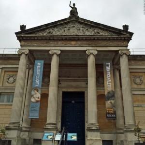 Ashmolean Museum - Oxford, England
