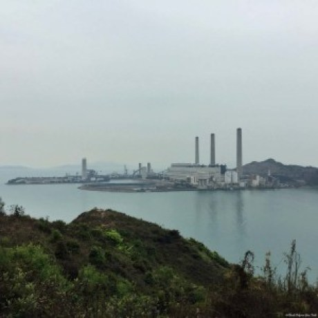Lamma Power Station, Lamma Island - Hong Kong, China