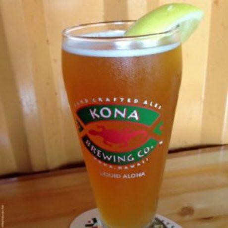 Beer at Kona Brewing Company - Kailua-Kona, HI