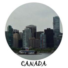 Canada Launch Photo - Vancouver, British Columbia, Canada