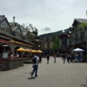 Whistler Village - Whistler, British Columbia, Canada
