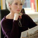 η Meryl Streep στο πέρασμα των χρόνων!