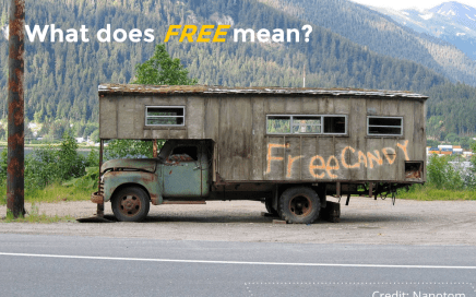 What does FREE mean?