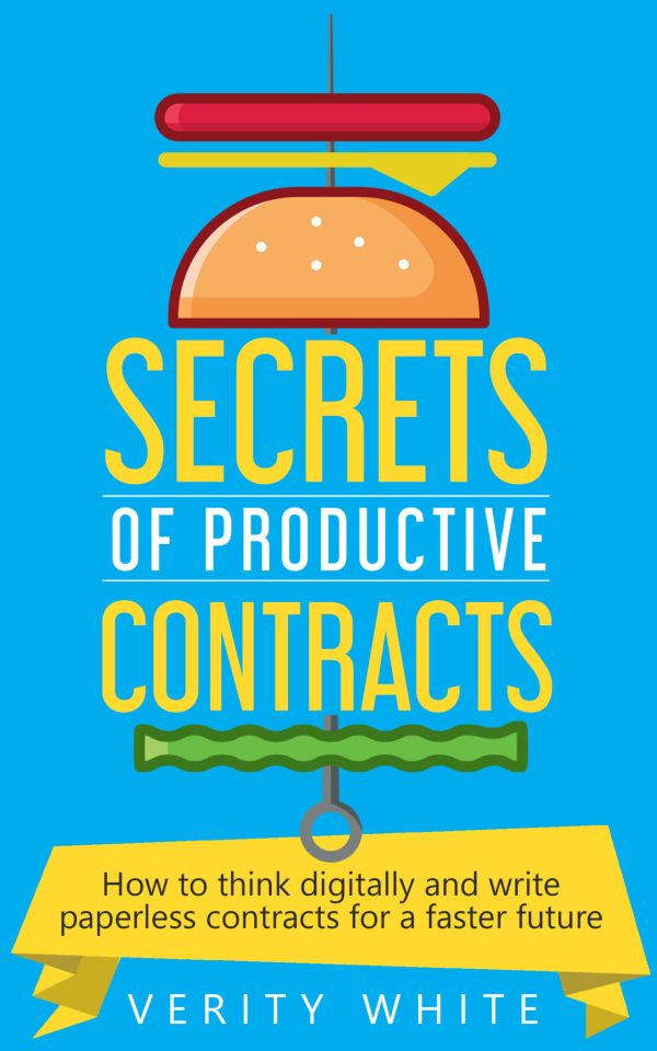Secrets of Productive Contracts by Verity White eBook Checklist Legal