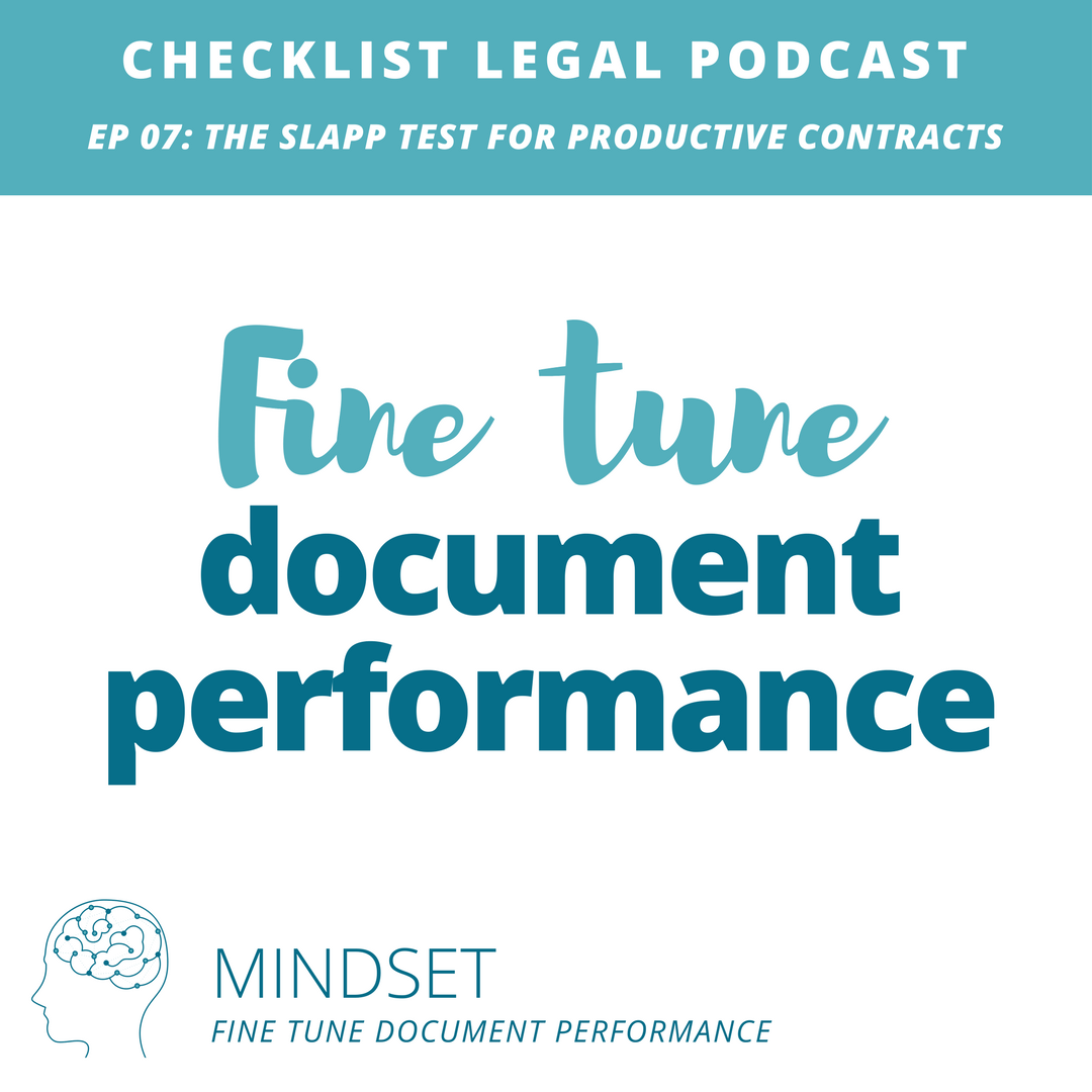 e07 Mindset -Checklist Legal Podcast with Verity White 2018