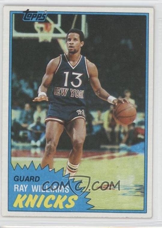 Ray Williams