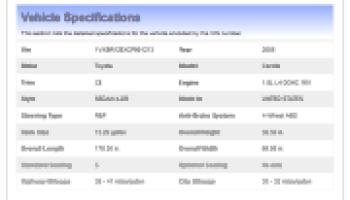 Honda Z50 VIN Decoder | FREE VIN Check - Used Car Report