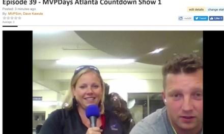 MVPDays North American Community Roadshow – Countdown Show #1