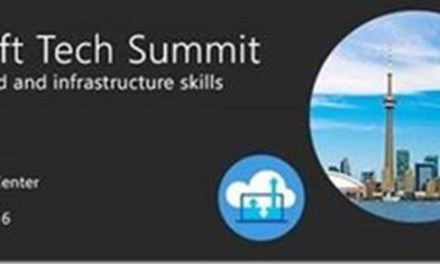 Free Azure Training – Microsoft Tech Summit Sessions on #Azure from 2016