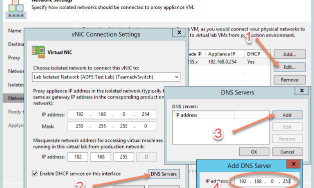 The Ultimate Veeam Production-Replica Test Lab Step by Step