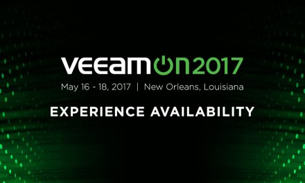 Going to VeeamOn in New Orleans?